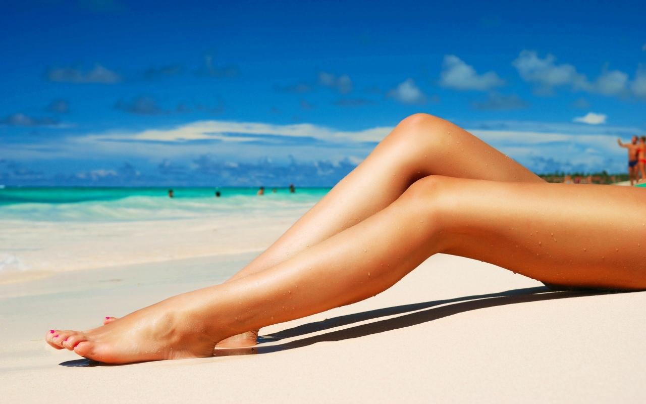 Beach Body Legs